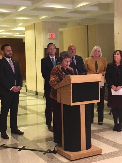 Fair Pay Protection Act BillsFiled
