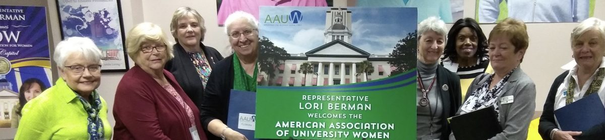 AAUW Public Policy Advocacy in Florida