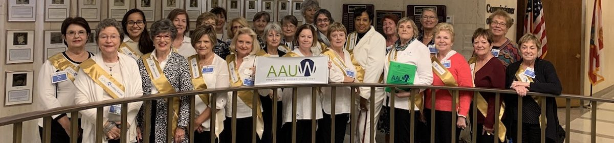 AAUW Advocacy in Florida